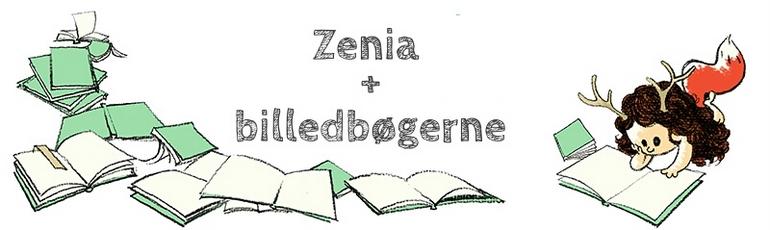 Zenia & billedbøgerne header image 1